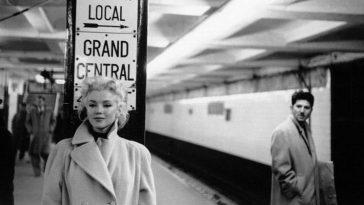Marilyn Monroe ile New York'ta Dört Gün