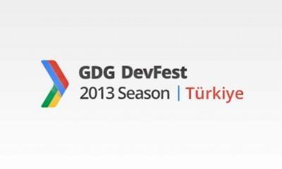Google DevFest 2013 Türkiye'de!