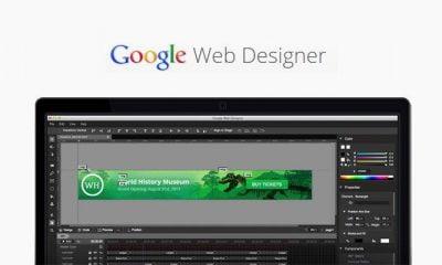 Google Web Designer – Ücretsiz HTML5 Reklam Tasarlama Aracı