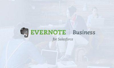 Salesforce için Evernote