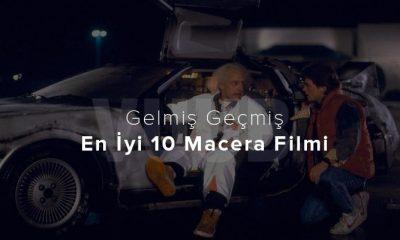 Gelmiş Geçmiş En İyi 10 Macera Filmi