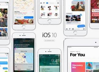iOS 10 Güncellemesi
