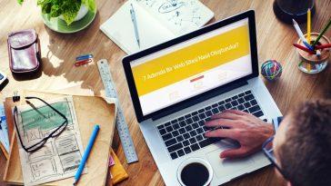 7 Adımda Bir Web Sitesi Nasıl Oluşturulur?